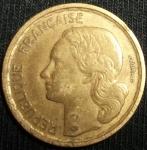 monedas de Europa - Francia -  1952 (Anverso)