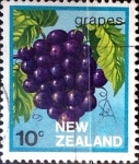 Stamps New Zealand -  Intercambio 0,20 usd 10 cent. 1983