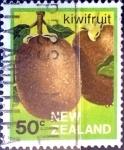 Sellos de Oceania - Nueva Zelanda -  Intercambio crxf 0,20 usd 50 cent. 1983