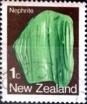 Sellos de Oceania - Nueva Zelanda -  Intercambio crxf 0,20 usd 1 cent. 1982