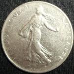monedas de Europa - Francia -  1964 (Anverso)
