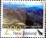 Sellos de Oceania - Nueva Zelanda -  Intercambio 2,50 usd 2 dolares 2003