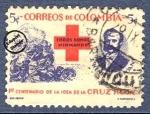 Sellos del Mundo : America : Colombia : Cruz Roja Colombia 1960 - Beneficencia