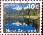 Stamps : Oceania : New_Zealand :  40 cent. 1998