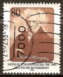 Sellos de Europa - Alemania -  Nacimiento Bicentenario de Arthur Schopenhauer (filósofo).