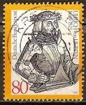 Sellos de Europa - Alemania -  500º Aniversario del nacimiento de Ulrich von Hutten (escritor).
