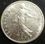 monedas de Europa - Francia -  1968 (Anverso)