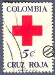 Sellos del Mundo : America : Colombia : Cruz Roja Colombia 1969 - Beneficencia.