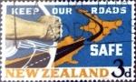 Stamps : Oceania : New_Zealand :  Intercambio 0,20 usd 3 p. 1964