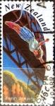 sello : Oceania : Nueva_Zelanda : Intercambio crf 0,50 usd 45 cent. 1994