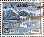 Sellos del Mundo : Asia : Pakistán : Intercambio 0,50 usd 25 p. 1963