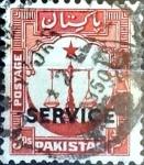 Sellos del Mundo : Asia : Pakistán : 3 p. 1948