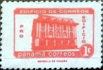 Sellos de America - Panamá -  Intercambio cxrf 0,20 usd 1 cent. 1975