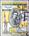 Sellos del Mundo : America : Perú : Intercambio 0,25 usd 1,2 soles 1958