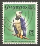 Sellos del Mundo : America : Guyana :  288 - Águila azul