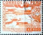 Sellos del Mundo : America : Perú : Intercambio 0,20 usd 30 cent. 1938