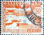 Sellos de America - Perú -  Intercambio 0,20 usd 30 cent. 1938
