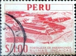 Stamps : America : Peru :  1 sol 1962