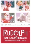 Stamps United States -  NAVIDAD  2014