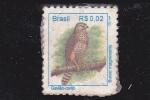 Stamps Brazil -  ave-gavilan