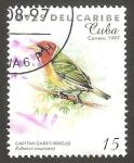 Sellos del Mundo : America : Cuba :  Ave eubucco bourcierri