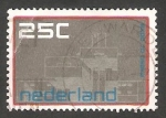 Stamps Netherlands -  907 - Expo de Osaka