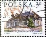 Sellos de Europa - Polonia -  Intercambio 1,40 usd 3 z. 2001