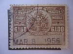 Stamps : America : Haiti :  Republique D´Haití.