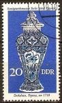 Sellos del Mundo : Europa : Alemania :  Museo de Artes Decorativas Berlin Schloss Köpenick(DDR).