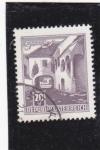 Sellos de Europa - Austria -  calle de Mörbisch