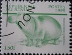 Sellos de Africa - Benin -  African Wildlife