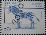 Stamps Africa - Benin -  African Wildlife