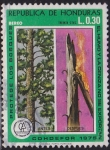 Stamps Honduras -  Intercambio