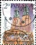 Stamps Poland -  Intercambio 0,95 usd 2 z. 2002