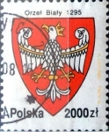 Stamps : Europe : Poland :  2000 z. 1992