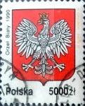 Sellos de Europa - Polonia -  Intercambio 0,65 usd 5000 z. 1992