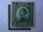 Stamps Slovenia -  Karljevstvo-Slovenaca