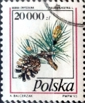 Sellos del Mundo : Europa : Polonia : Intercambio 1,75 usd 20000 z. 1993