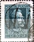 Sellos de Europa - Polonia -  Intercambio 0,20 usd 50 g. 1931