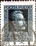 Stamps : Europe : Poland :  50 g. 1937