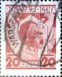Stamps Poland -  Intercambio 0,50 usd 20 g. 1927