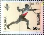 Sellos de Europa - Polonia -  Intercambio 0,20 usd 50 g. 1976