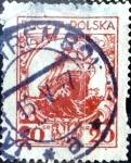 Stamps Poland -  Intercambio 0,20 usd 20 g. 1925