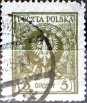 Sellos de Europa - Polonia -  Intercambio 0,20 usd 5 g. 1924