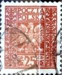 Sellos de Europa - Polonia -  Intercambio 0,20 usd 25 g. 1928