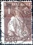 Sellos del Mundo : Europa : Portugal : Intercambio 0,20 usd 1 cent. 1918