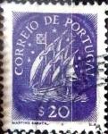 Sellos de Europa - Portugal -  Intercambio 0,20 usd 20 cent. 1943
