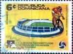 Stamps Dominican Republic -  Intercambio 0,20 usd 6 cent. 1974