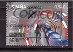 Stamps of the world : Spain :  60 años O.E.I.N.