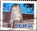 Stamps : Africa : Zimbabwe :  Intercambio 0,20 usd 2,5 cent. 1970